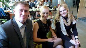 Venäläiset vierailivat Oulussa