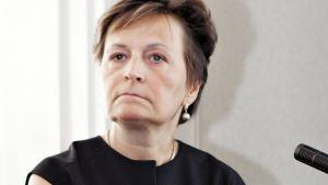 Anneli Jäätteenmäki vuonna 2012.