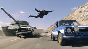Kuva Fast and furious 6 -elokuvasta.