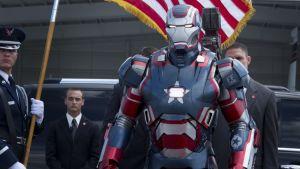 Itse Iron Man elokuvassa Iron Man 3.