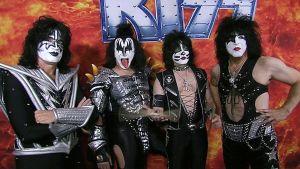 Kiss-yhtye.