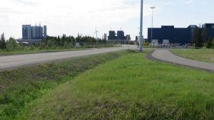 Outokummun Tornion tehdasalue