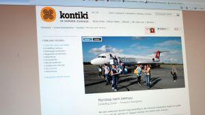 Zürichiläinen matkailuyhtiö on tuonut kesäturisteja Joensuun lentokentän kautta jo yli kymmenen vuotta