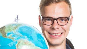 Energialähettiläs 2013 Pentti Itkonen.