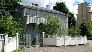 Nuoran talo Taulumäellä.
