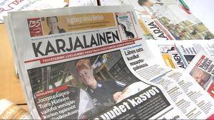 Sanomalehti Karjalainen