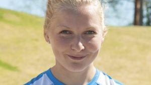 Marika Teini kuvassa