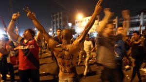 Egyptissä juhlitaan.
