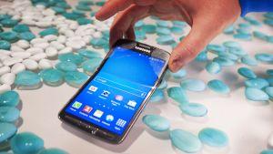 Samsung Galaxy S4 -älypuhelin.