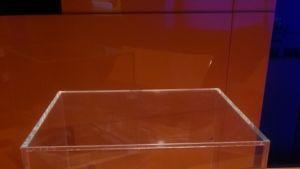 Ajankohtaisen kakkosen tulostama 3D-ase Science Museum Londonin näyttelyssä