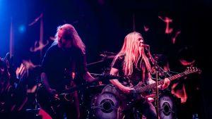 Nightwish Ilosaarirockissa 2013.