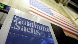 Goldman Sachsin logo.
