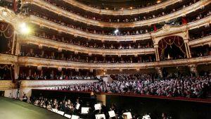 Bolshoi-teatteri.