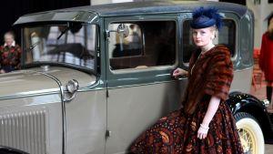 Ira Honkonen vintage auto 50-luku