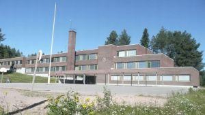 Kallaan koulu Kemijärvi purkukoulu