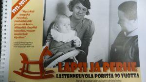 Kuva Lapsi ja Perhe -julkaisun kannesta