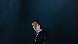 Nick Cave esiintyi The Bad Seeds -yhtyeensä kanssa Flow-festivaaleilla Suvilahdessa 10. elokuuta 2013.