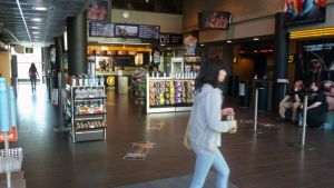Finnkinon elokuvateatteri Oulussa