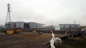 Fukushiman ydinvoimala.