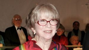 Julie Harris vuonna 2005 Kennedy Centerin juhlallisuuksissa Washingtonissa.