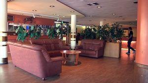 Hotelliaula Varsavuoresta