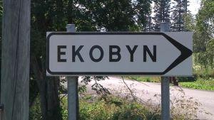 Övertorneån ekokylä