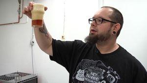 Olutta tarkastellaan