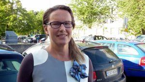 Katri Komi on neljännen kauden kansanedustaja.