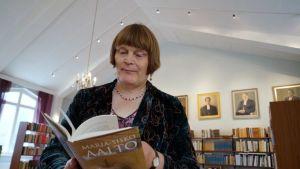 Marja-Sisko Aalto ja uusi dekkari