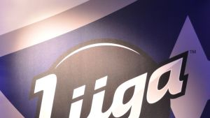 Liigan logo.