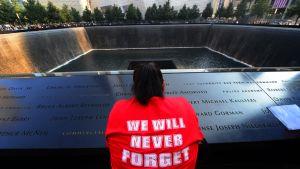 9/11 muistotilaisuus