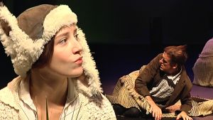 Jäniksen vuosi Lappeenrannan kaupunginteatterissa.