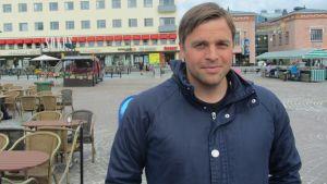 Kimmo Ohtonen on palannut Saimaalle syksyn 2012 norppauinnin jälkeen.