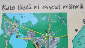 Kinnulan kartta