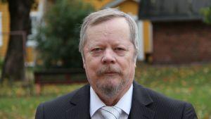 Kansanedustaja Reijo Tossavainen.