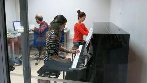 Lapin yliopiston kasvatustieteiden tiedekunta musiikkiopetuksen tilat