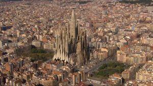 Sagrada Familia havainnekuva