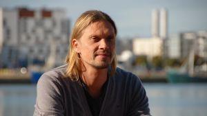 Muusikko Mikko von Hertzen
