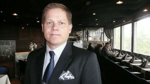 Lapin kansanedustaja Markus Lohi