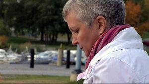 Lea Kulmala sai rintasyöpädiagnoosin tammikuussa 2012.