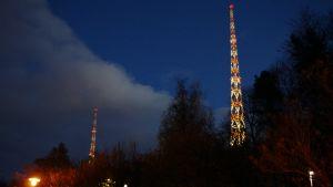 Radiomastoja
