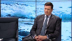 Voimaosakeyhtiö SF:n toimitusjohtaja Pekka Ottavainen.