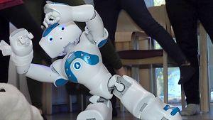 Liikunanohjaajarobotti
