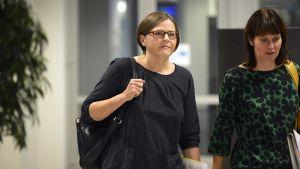 Heidi Hautala saapuu Ykkösaamun vieraaksi.