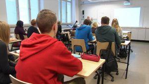 Lyseon Lukio Lappeenranta oppilas luokka
