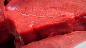 Hirven lihaa