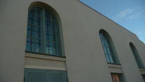 Lapuan taidemuseon kunnostaminen tehtiin Juha Leiviskän suunnitelmien pohjalta.