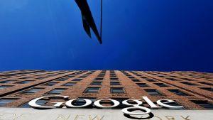 Googlen New Yorkin toimisto.