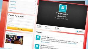 Yle Urheilu Twitter