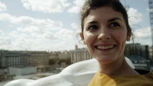 Näyttleijä Audrey Tautou Michel Gondryn uudessa elokuvassa Päivien kuohu.